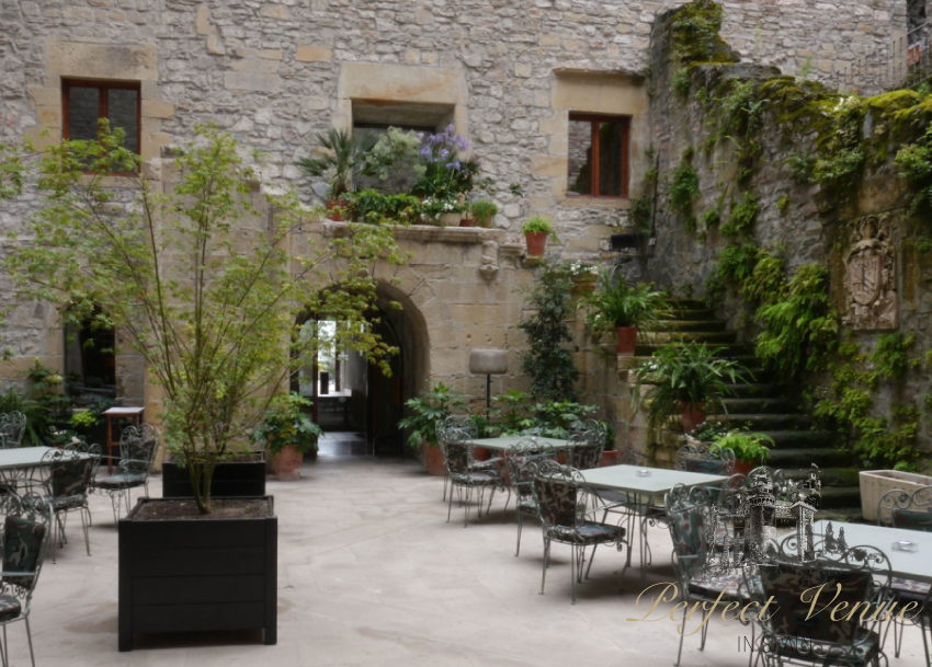 Castle of Charles V - Venue for Weddings and Events