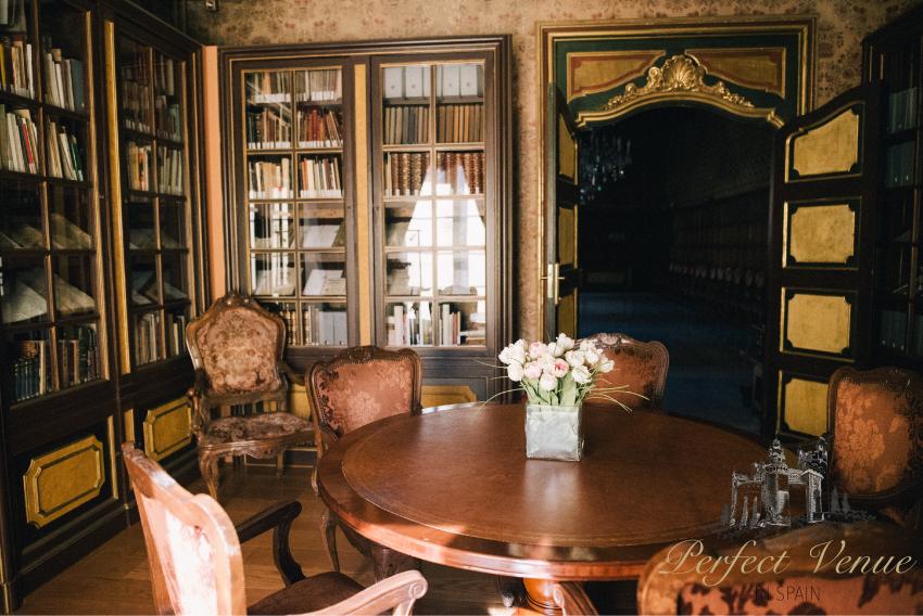 Casa de la Seda - Perfect Venue