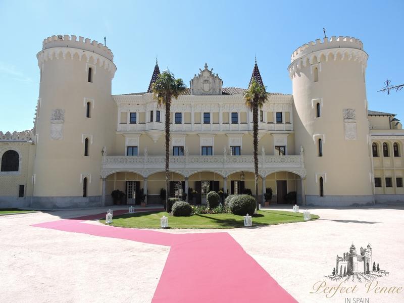 Castillo de Vinuelas