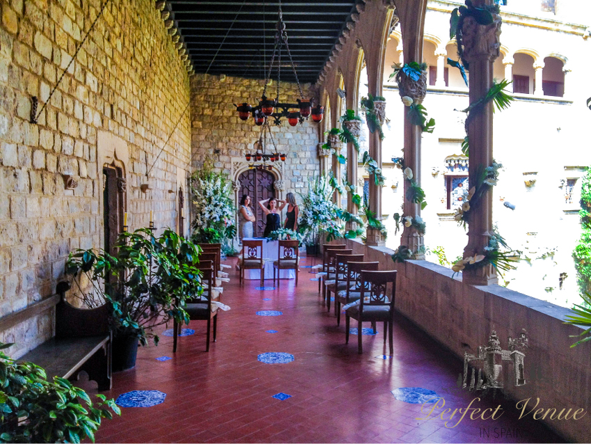 Santa Florentina Castle Venue For Weddings And Events