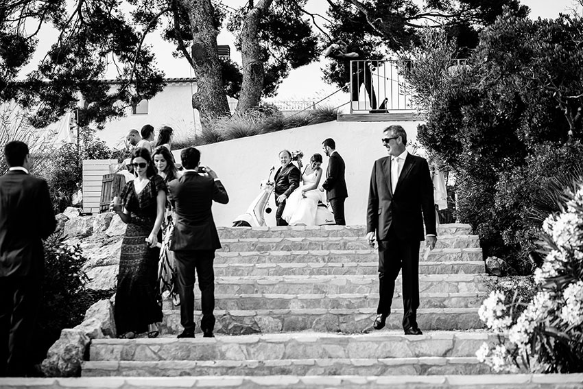 Wedding in Masía Casa del Mar