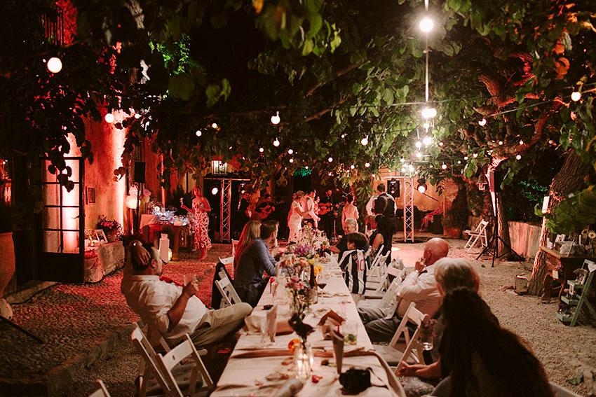 Wedding in Villa Catalina