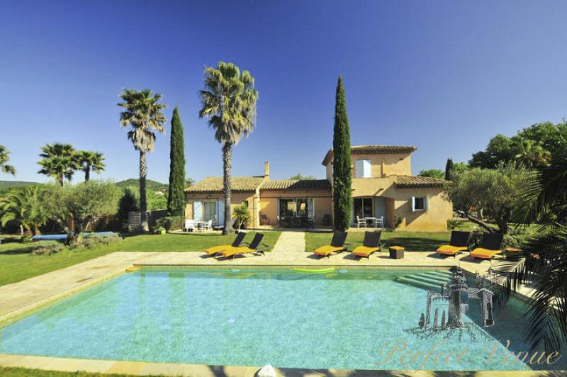 Vineyard villa in Saint Tropez