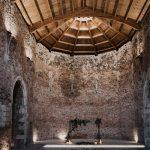 XIII century castle in Catalunya