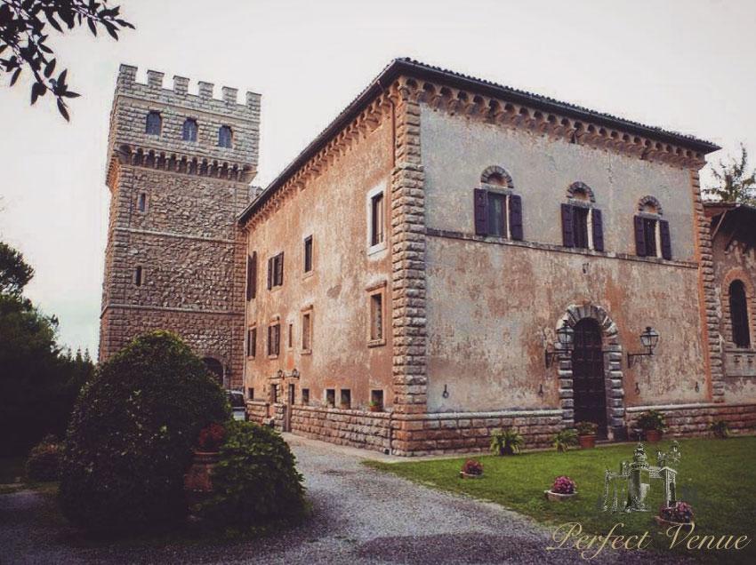 Castle Santa Cristina
