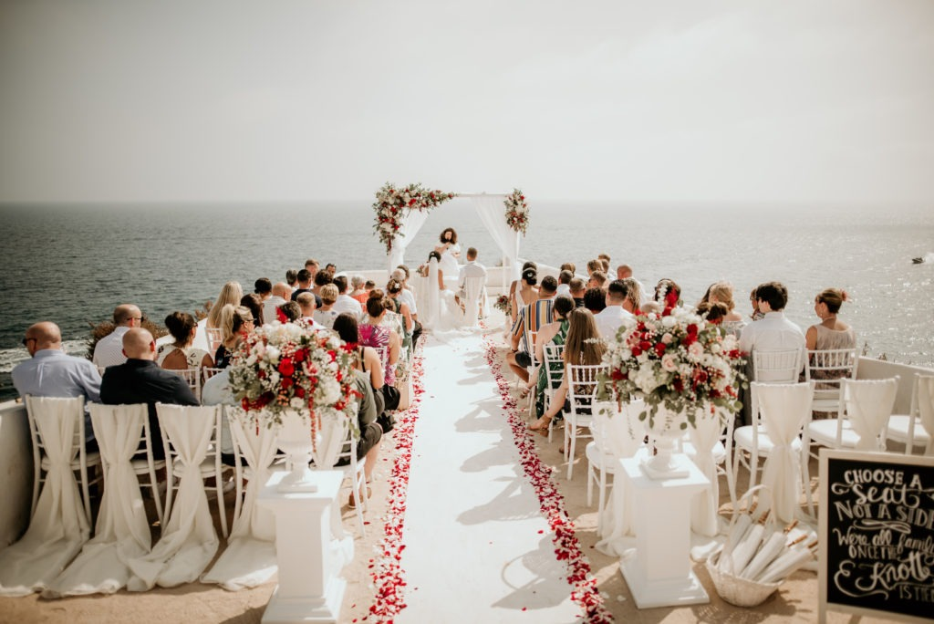 Algarve wedding - Perfect Venue