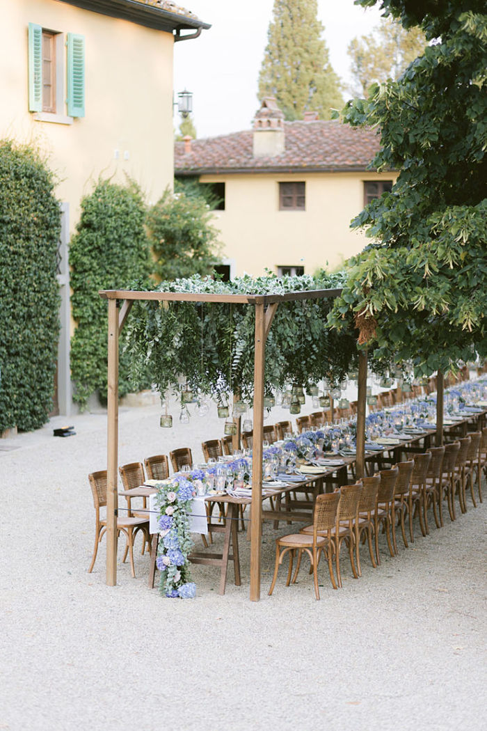 Destination Wedding Surrounded by Stunning Tuscan Vineyards - Perfect Venue