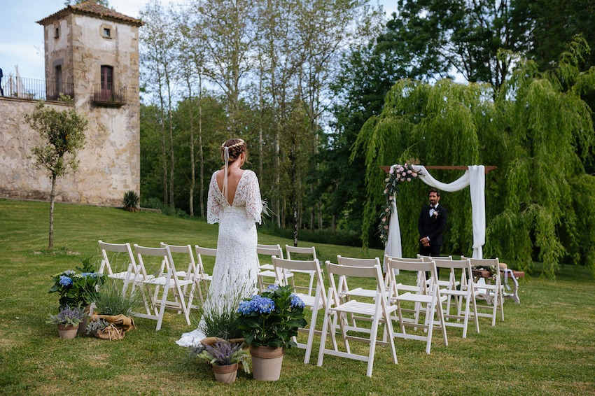 rustic wedding - Weddings and Events By Natalia Ortiz