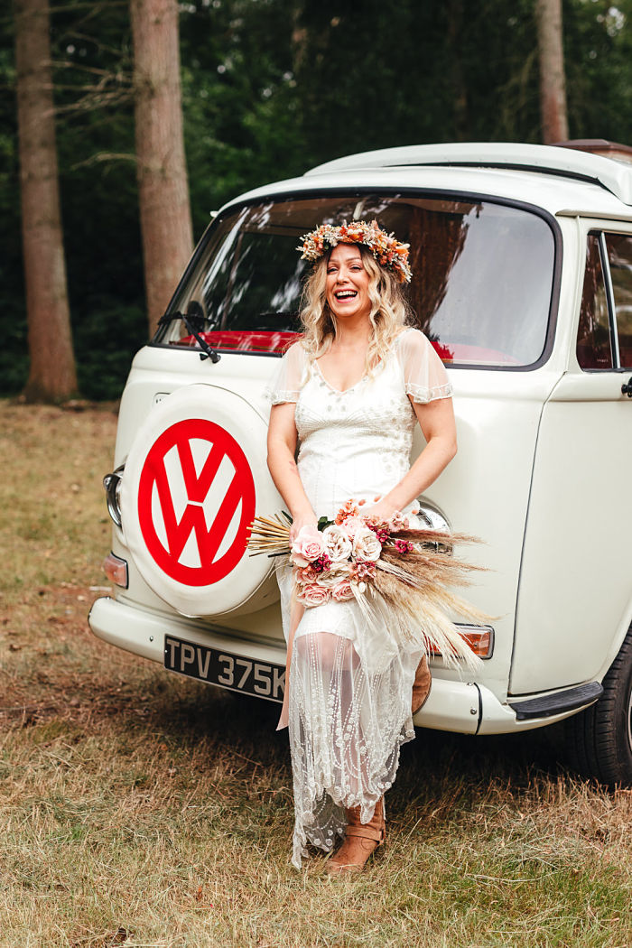 Fairytale Woodland Elopement at Wasing Park & Estate - Perfect Venue