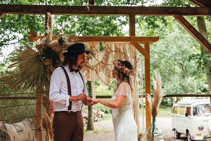 Fairytale Woodland Elopement at Wasing Park & Estate - Perfect Venue