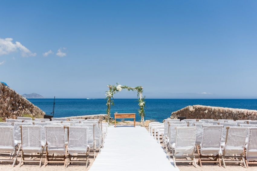 La Escollera wedding Ibiza