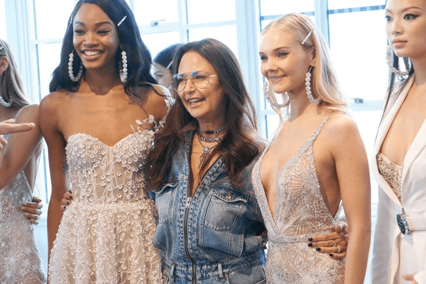 New York Bridal Fashion Week 2019