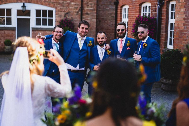 bohemian wedding- Perfect Venue