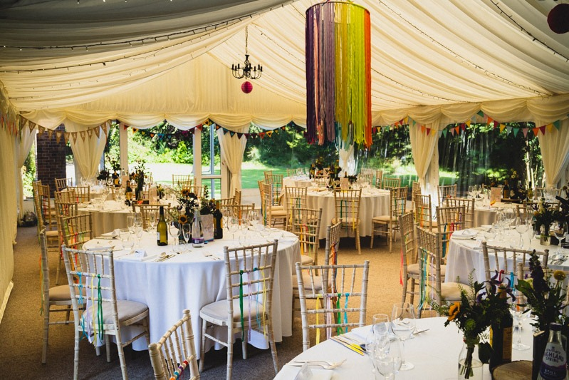 bohemian wedding- Perfect Venue