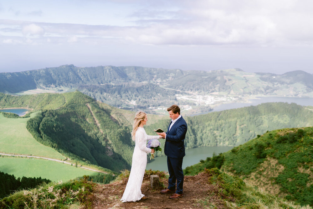 Wedding in the Azores, that's why getting married in them is a privilege - Perfect Venue