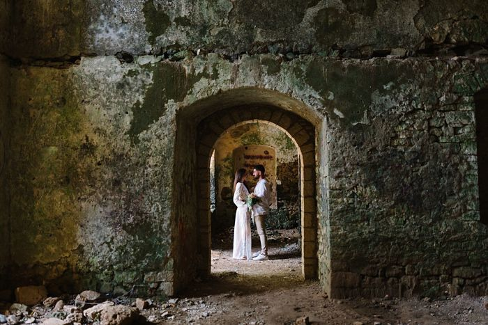 Sophia and George's Tranquil Pre-Wedding Shoot in Preveza, Greece - Perfect Venue