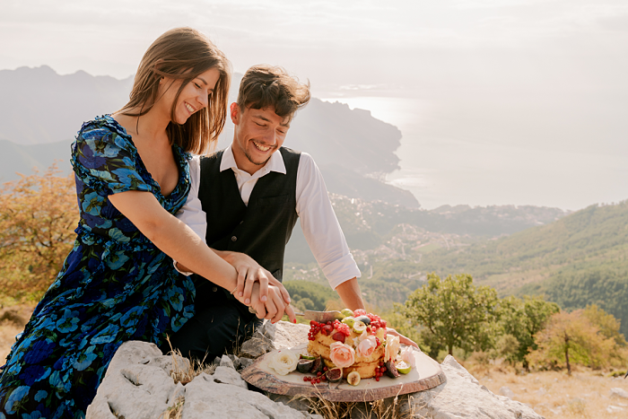 Secluded Elopement on the Amalfi Coast  - Perfect Venue