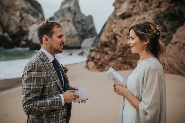 Beach wedding Portugal - Perfect Venue