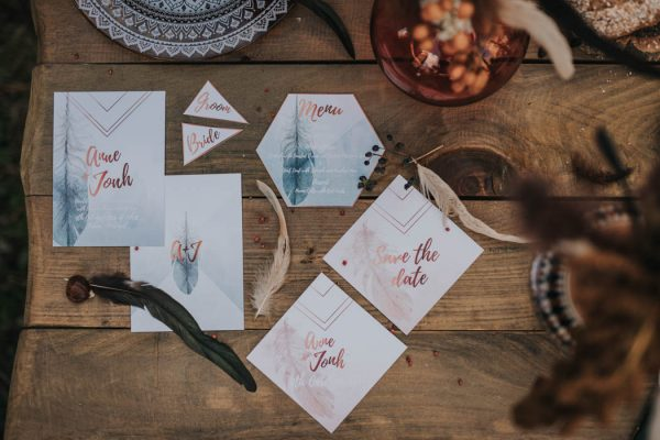 Bohemia wedding in Portugal - Perfect Venue