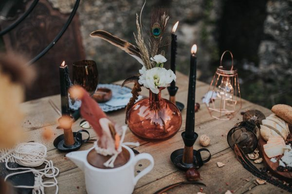 Bohemian wedding in Portugal - Perfect Venue