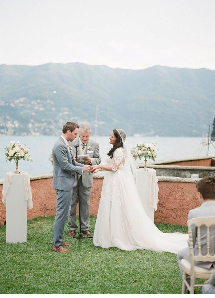 Madeleine and Paul's Spectacular Lake Como Wedding at Villa Regina Teodolinda - Perfect Venue
