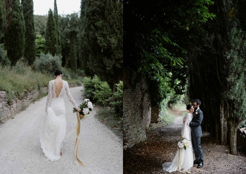Elegant wedding in Italy - Perfect Venue