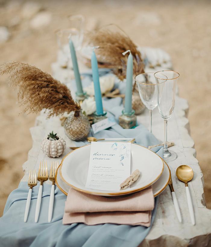 Surprise Proposal at an Ibiza Wedding Photoshoot! - Perfect Venue