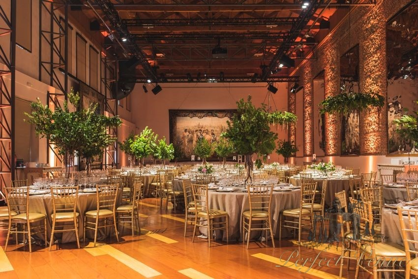 Fabrica de tapices wedding - Perfect Venu