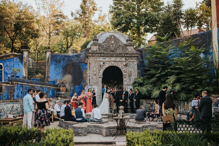 Wedding in Lisbon, a proper place to get married and fall in love again