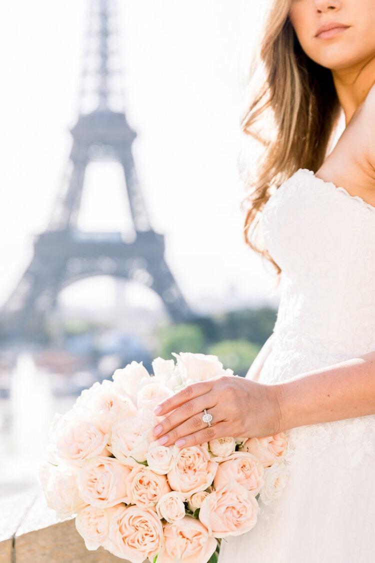 Paris France Elopemen - Perfect Venue