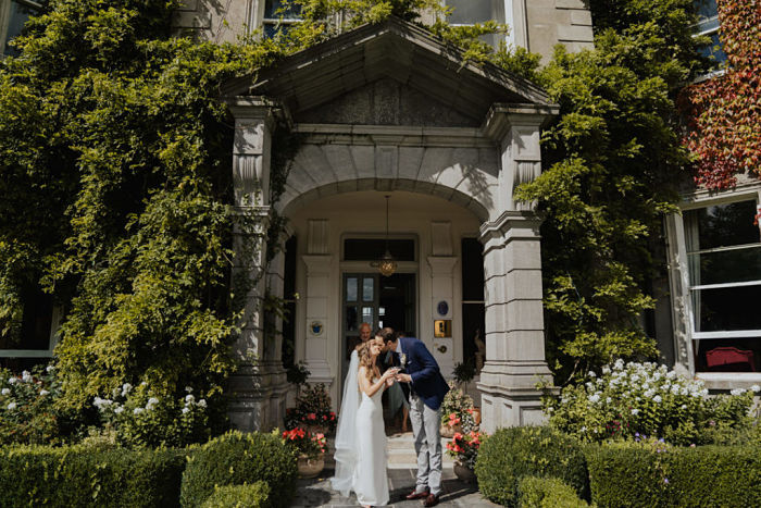Weddings During Covid-19: Clodagh & Eoghan's Intimate Wedding at Tinakilly Country House - Perfect Venue