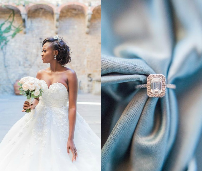 Tuscany castle wedding - Perfect Venue