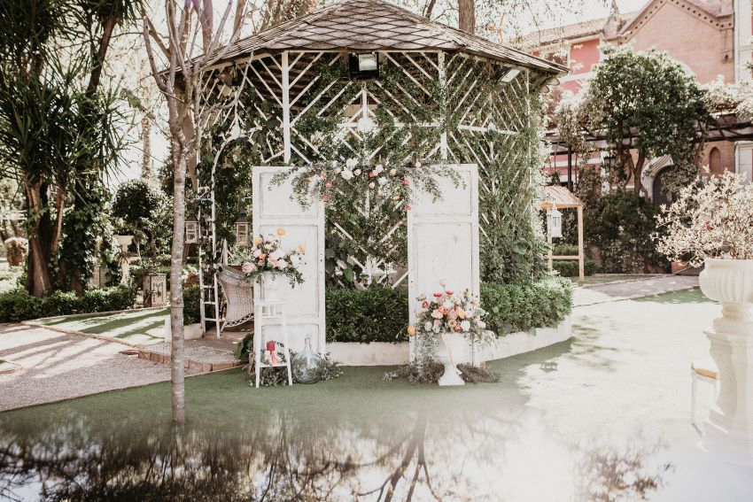 Villa Delia - Valencia wedding
