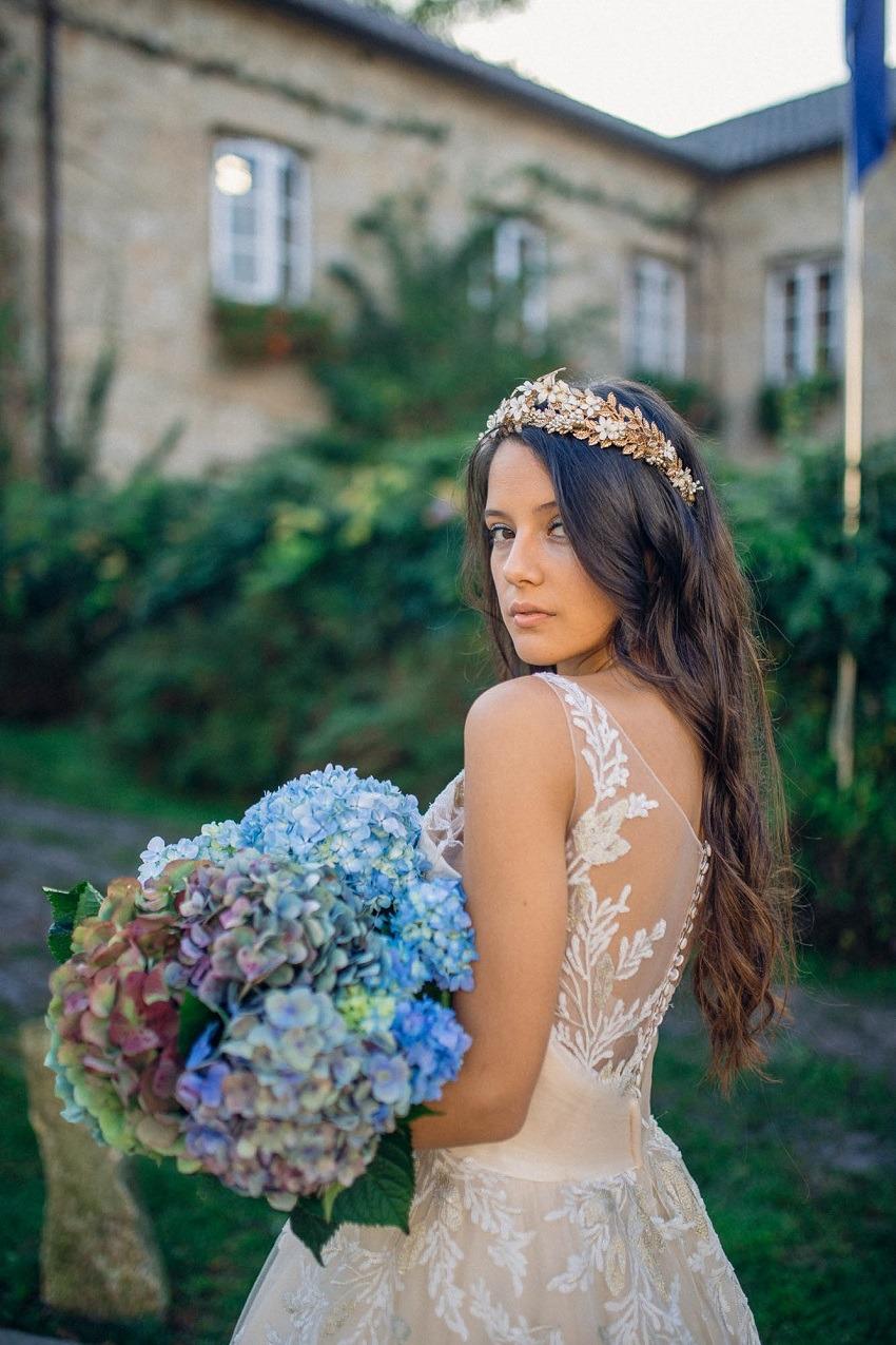 Fall wedding Santiago de Compostela